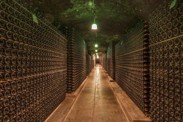 Die berühmt-berüchtigte Weinprobe