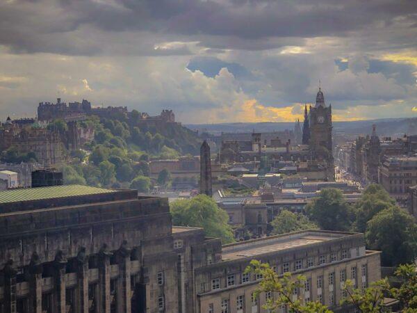 Unser Praktikum in Edinburgh, pt 1